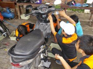 Service Gratis di SMK SIANG SBY. Ayo buruan datang ke SMK SIANG Surabaya